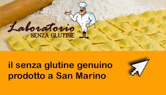 Alimenti senza glutine San Marino